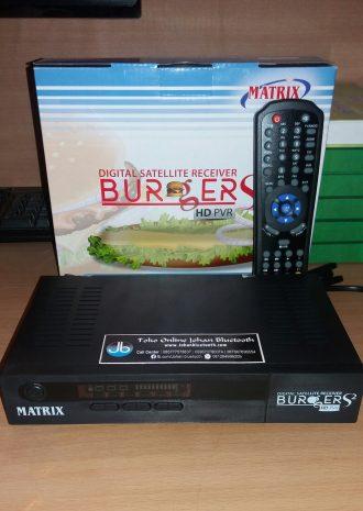 MATRIX BURGER HD S2 POWERVU & TANDBERG V2 AUTOBISSKEY - Toko Online