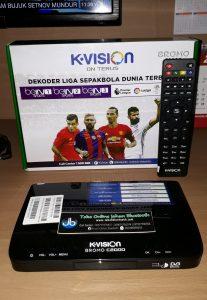 K•VISION C2000 HD