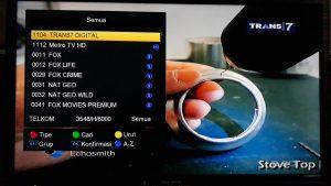 Kvision c2000 HD 12