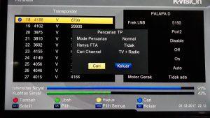 Kvision c2000 HD 6
