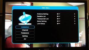 Getmrcom roboccop avs menu