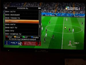 Gardiner ottimo HD channel measat kuband