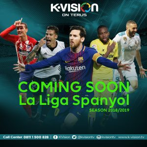 Kvision laliga 2019
