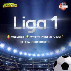 Liga 1 2020 di kvision